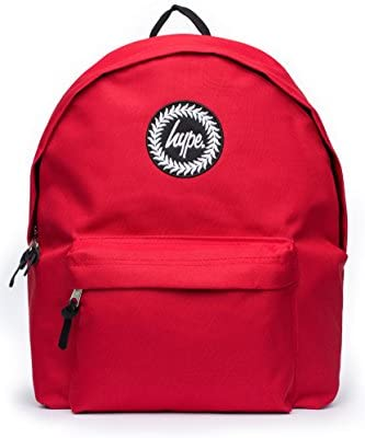 exclusive deals exquisite style info for Hype Backpack Bags Rucksack | HYPE RED Backpack | School Travel ...