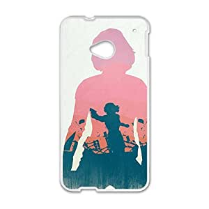 Happy The Avengers Phone Case for HTC One M7 case