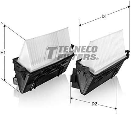 TECNECO AR642094Px2 Filtro Aria