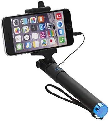 Odyssey + Trekker M1 Trekker S1 Trekker X3 Trekker X2 Perche Selfie Compacte Jack 3,5 mm pour CROSSCALL Trekker X4 Core X3 Action X3 blun