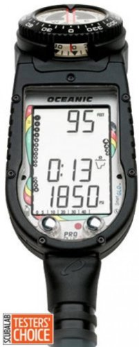 Oceanic Pro Plus 2.1 Personal Dive Computer With Compass w/o QD