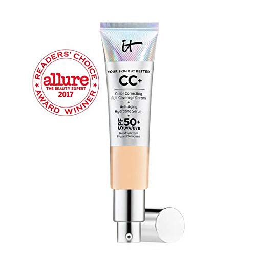 Your Skin But Better CC+ Cream with SPF 50+ (Light Medium)
