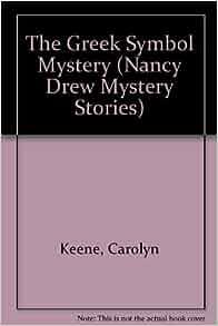 Nancy Drew #60 The Greek Symbol Mystery HB