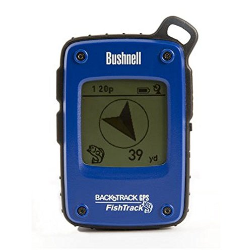 Bushnell 360610 BackTrack Fishtrack GPS Blue Weather Resistant 3 AAA Batteries