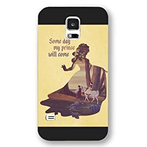 Diy Black Hard Plastic Disney Cartoon Snow White For LG G3 Case Cover