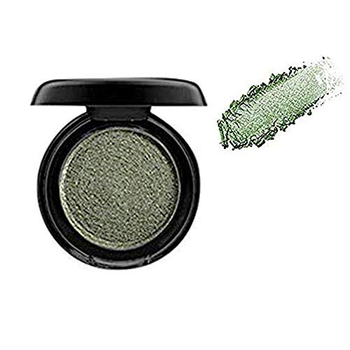 UOKNICE Eye Shadow for Women, Beauty Natural Single Baked Powder Palette Shimmer Metallic Palette Makeup Eyeshadow Silver Good Pressed Mineral Orange Shimmer Base Sparkling ()