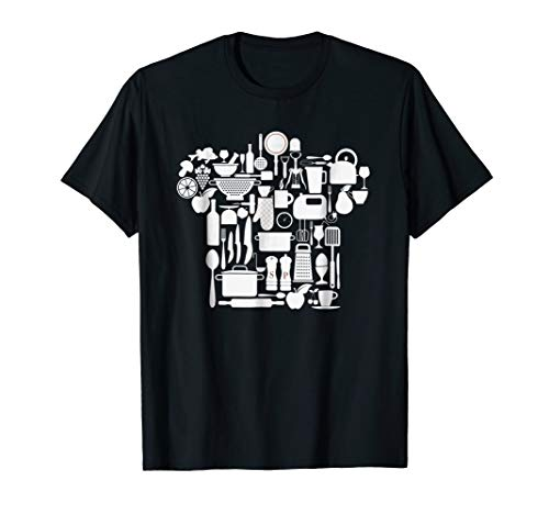Kitchen tools shirt