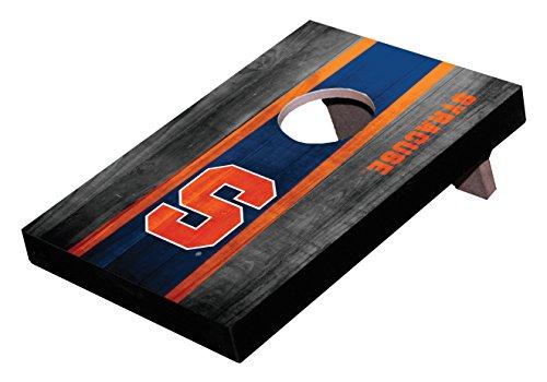 - Wild Sports NCAA College Syracuse Orange Mini Cornhole Game