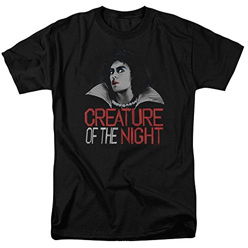 Rocky Horror Picture Show- Creature Of The Night T-Shirt Size S