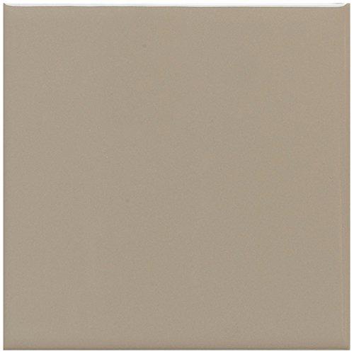 American Olean Tile 038S4849MOD Urban Canvas Gloss Mushroom G2 Urban Canvas Gloss Mushroom Group 2 Tile, 4.25 x 8.5 4.25 x 8.5
