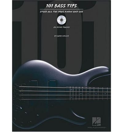 101 Bass Tips: Stuff All the Pros Know and Use (Mixed media product) - Common