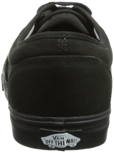 Vans Authentic Lo Pro - Zapatillas de skate unisex Negro
