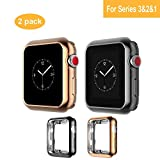 Compatible with Apple Watch Case 44mm 42mm 40mm 38mm,...