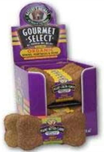 Gourmet Organic Biscuits Carrot Crunch 24 Pack