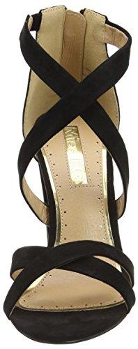 store online shop online Miss KG Women's Sian Open-Toe Pumps Black (Black) buy sale online high quality cheap online finishline online jnWwNjON