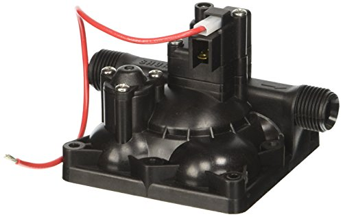 SHURFLO 94-800-00 Model 4008 Repair Parts-Complete Upper Housing ()