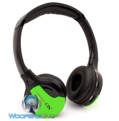 XO VisionIR630GMobile Headphones Green