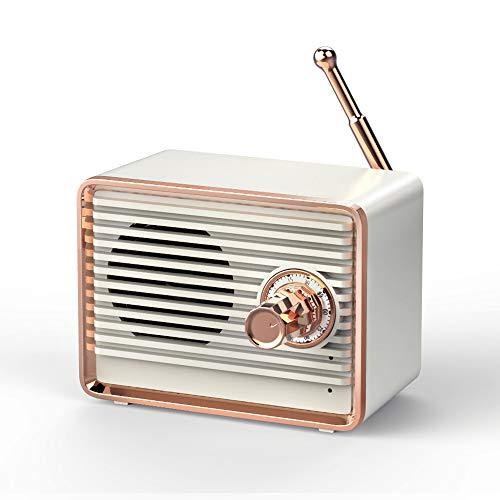 Bluetooth Speakers, Antique Mini Bluetooth Speaker, Portable Wireless Speaker, Computer Speakers, Speakers Bluetooth Wireless,Small Outdoor Speakers,Bluetooth Speakers Portable Wireless Stereo (Antique Speaker)