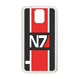 Exquisite stylish phone protection shell Samsung Galaxy S5 Cell phone case for Mass Effect pattern personality design