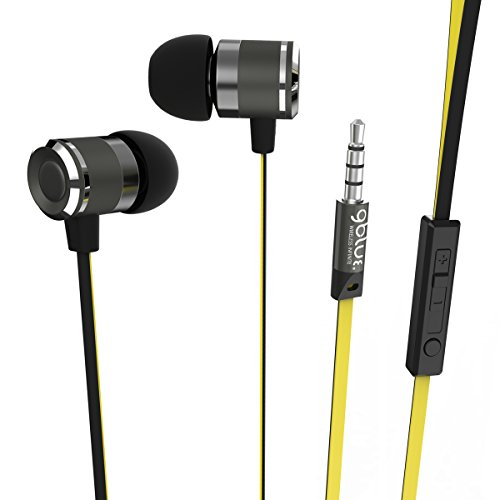 AOFU Headphones,Wired 3.5MM In-ear Noise-isolating Headphone