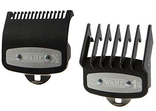 Professional Versatile Premium Cutting Guide Comb with Metal Clip 1/2