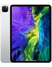 Apple iPad Pro (11cala, 2. generacji, Wi-Fi + Cellular, 512GB) - srebrny (2020)