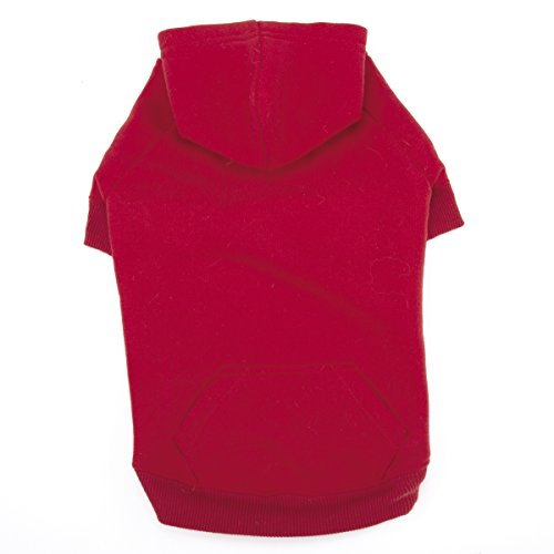 Basic Hoodie Dog Apparel ZA6015 - Size-See Chart Below: XLar