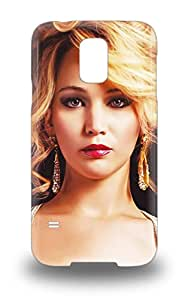 Excellent Galaxy S5 3D PC Case Tpu Cover Back Skin Protector Jennifer Lawrence American Female Jen JLaw The Hunger Games X-Men Origins: Wolverine ( Custom Picture iPhone 6, iPhone 6 PLUS, iPhone 5, iPhone 5S, iPhone 5C, iPhone 4, iPhone 4S,Galaxy S6,Galaxy S5,Galaxy S4,Galaxy S3,Note 3,iPad Mini-Mini 2,iPad Air )