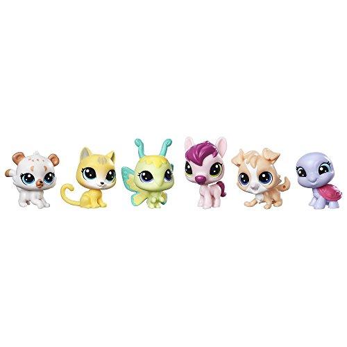 Littlest Pet Shop Favorite Pet Collection (Littlest Pet Shop Mini Figures)