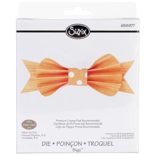 Sizzix Bow Tie 3D Bigz Dies