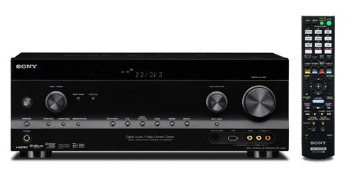 Sony STRDH830 Sony 3D 7.1 Channel A/V Receivers() (Strdh830 Sony)