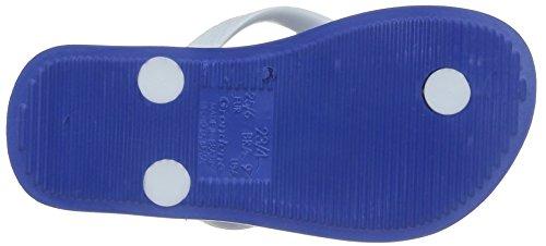 Ipanema Unisex-Kinder Classica Brasil II Sneaker Blau - Bleu (22569)