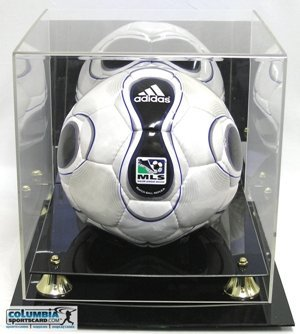 Deluxe Acrylic Full Size Soccer Display Case