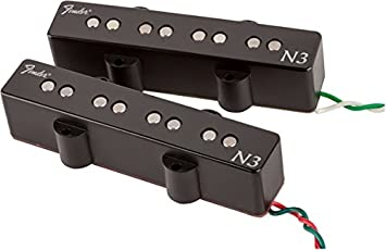 Fender N3 Noiseless Jazz Bass Pickups
