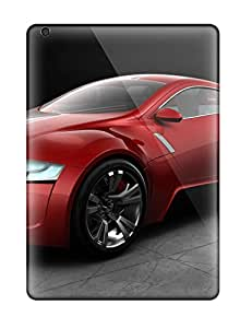 1148254K81389534 Durable Red Audis Android Back Case/cover For Ipad Air