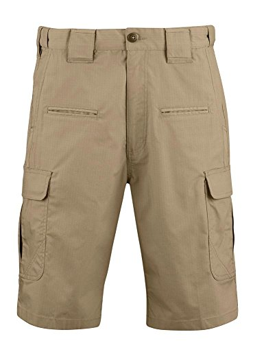 (Propper Men's Kinetic Tactical Shorts, Khaki, Size 48)