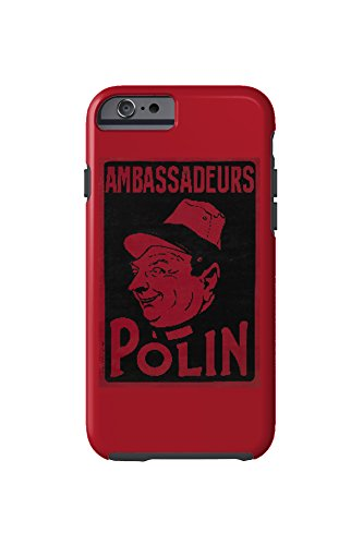 polin-vintage-poster-france-c-1905-iphone-6-cell-phone-case-tough