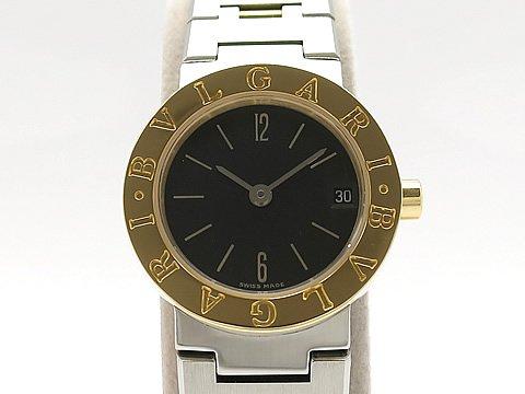 (ブルガリ)BVLGARI 腕時計 ブルガリブルガリ23 レディース時計 K18YG/SS BB23SGD 中古 B07BQVNZR1