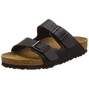 Birkenstock Arizona Soft Footbed – Leather (Unisex)