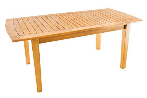 Global Outdoors 7-Piece Eucalyptus Dining Set (Green) - Made in Vietnam FSC Certified Eucalyptus Wood Warm Teak Stain - patio-furniture, dining-sets-patio-funiture, patio - 41Pdvd1Vw6L -