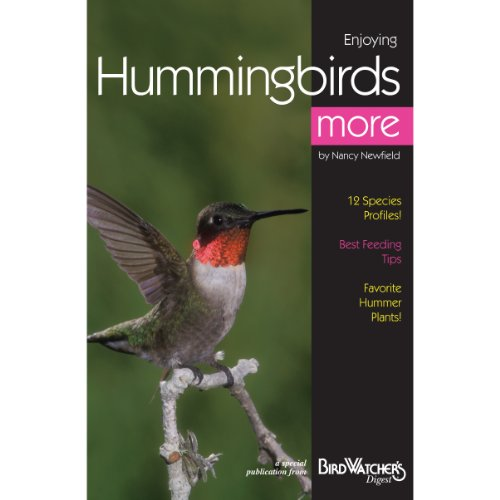 Prints Booklet - Bird Watchers Digest 532 Enjoying Hummingbirds More Booklet