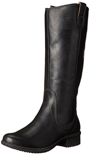 uk 37 Tall Ladies Resistant eu Kristina 4 Slip Black Bogs Boots Leather Waterproof 71701 Bqaggnx