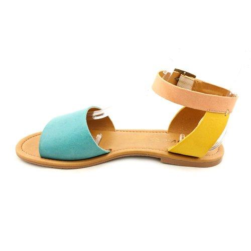 Kokosnoten Van Matisse Dames Alles Over Sandaal Turquoise Multi
