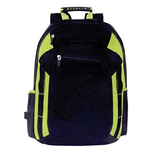 - Wonderfulbag Grea Tech Compu-Backpack, CB-6638 (Grey)