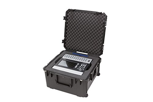 SKB iSeries Injection Molded Case for QSC TouchMix-30 Pro (3i2222-12QSC)