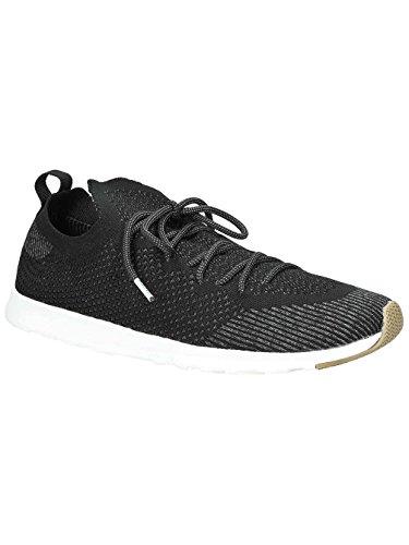 Native Shoes Men's Ap Mercury Liteknit Men's Trainers In Black In Size 45 Black