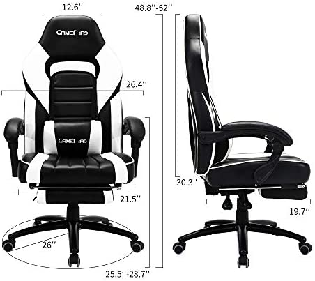 Cheap US Stock Leather Gaming Chair computer gaming chair for sale