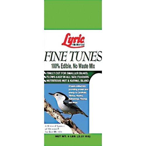 Lyric 26-47409 Lyric Fine Tunes Wild Bird Food 5 lbs. ea. (Case of 8)