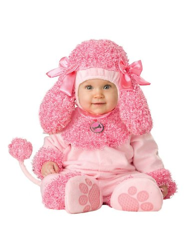 Precious Poodle Baby Costumes (Precious Poodle Baby Infant Costume - Infant Medium)