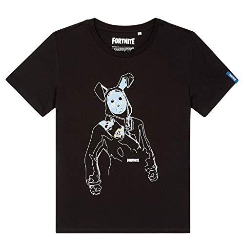 41PdyD1j22L. SS500 Prodotto con Licenza Ufficiale Epic Games T-shirt manica corta 80% Algodón, 20% Poliéster